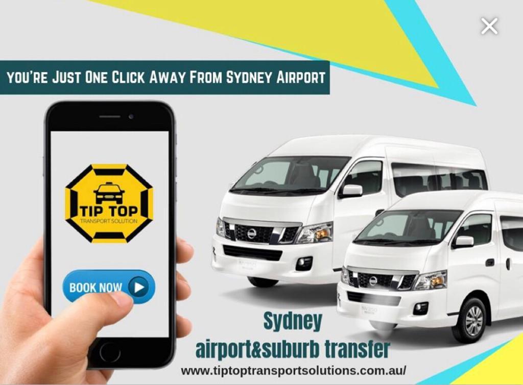 Sydney suburb transfer maxi taxi | Maxi Taxi Sydney | maxi cab sydney | maxi van sydney