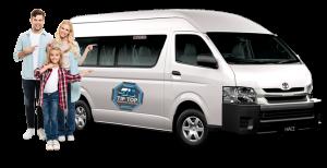 book maxi taxi sydney airport