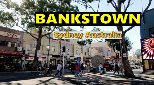 Maxi Taxi near Bankstown, Sydney