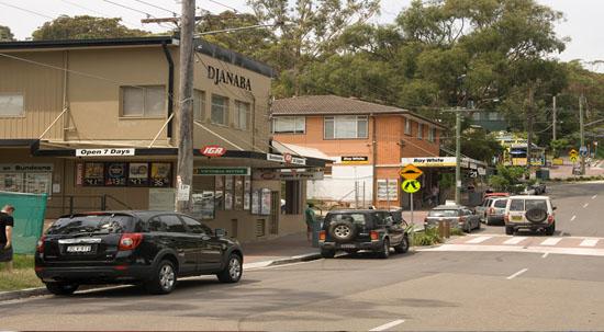Maxi/Taxi near Bundeena, Sydney