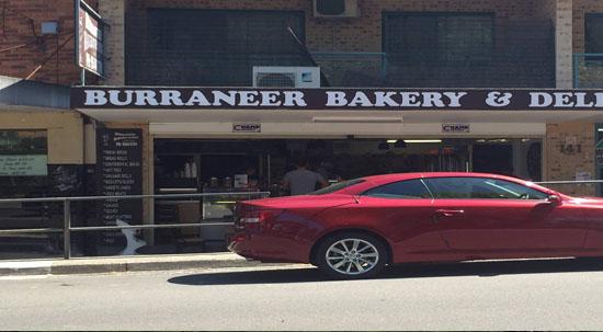 Maxi/Taxi near Burraneer, Sydney