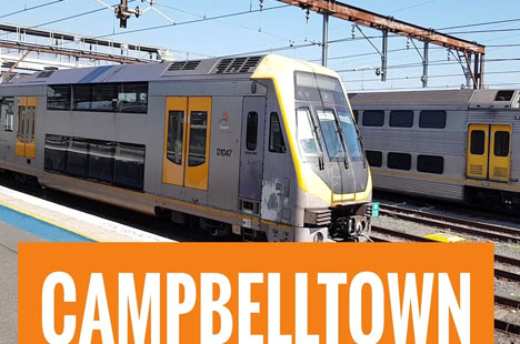 Maxi Taxi Booking to Campbelltown,Sydney