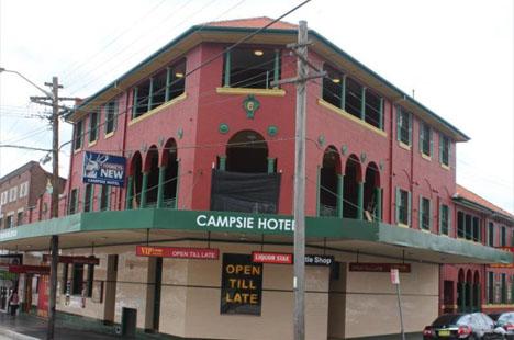 Maxi Taxi Booking to Campsie,Sydney