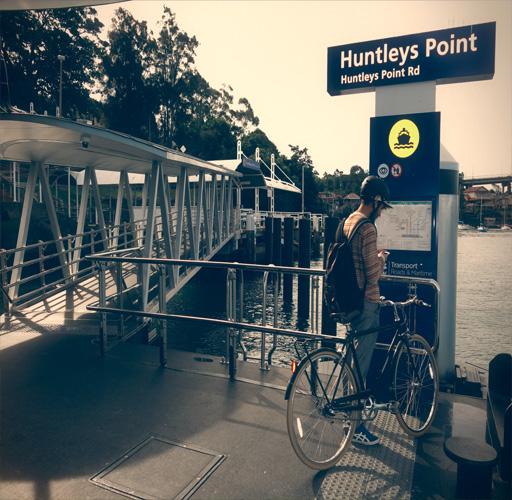maxi taxi Huntleys Point, sydney