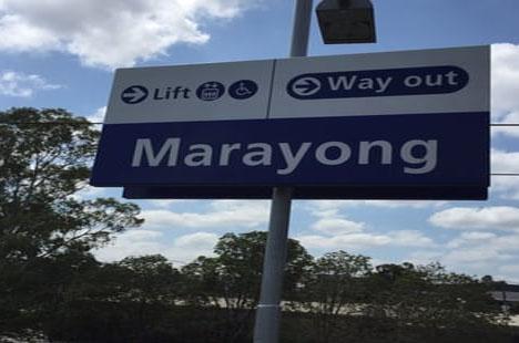 Maxi Taxi Booking to Marayong,Sydney