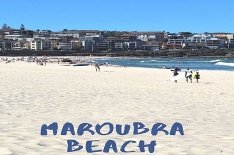 Maxi Taxi Booking to Maroubra,Sydney