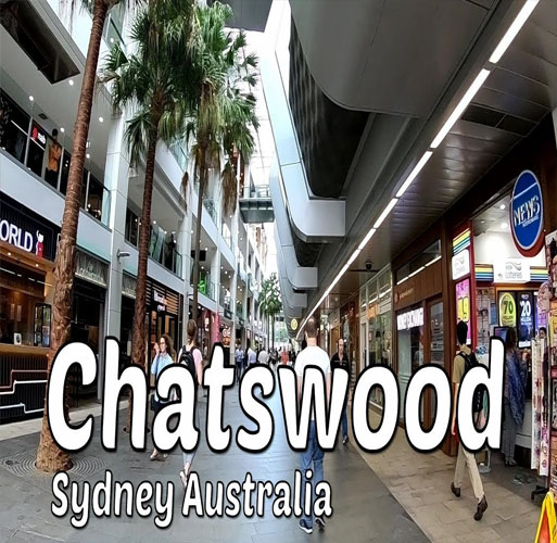 Maxi Taxi near Chatswood, Sydney, NSW