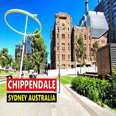 Maxi Cab Taxi Chippendale