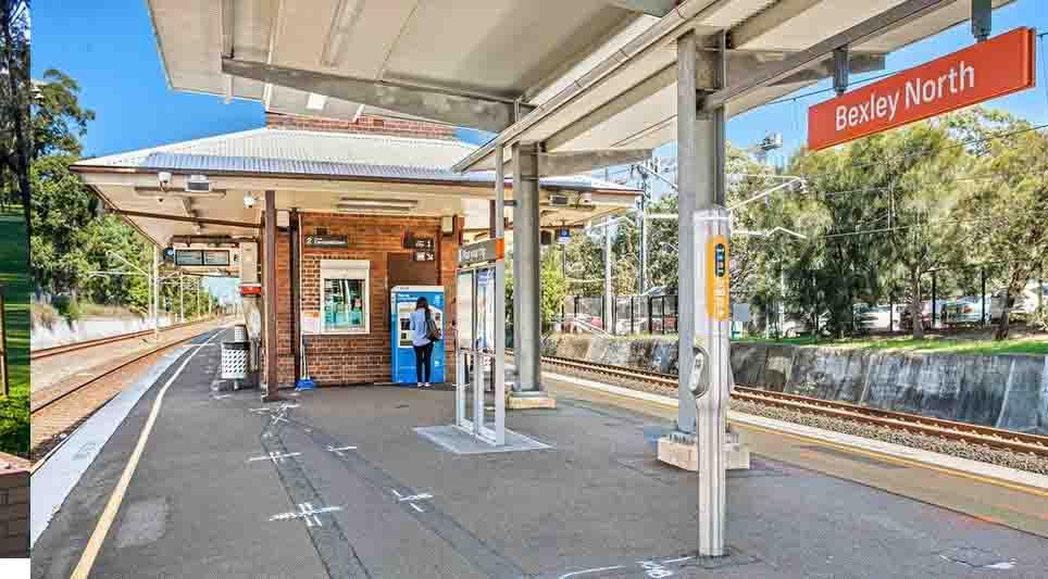 Maxi Taxi near Bexley North Sydney NSW