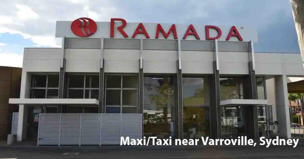 Maxi Taxi near Varroville Sydney