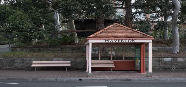 maxi taxi near waverton
