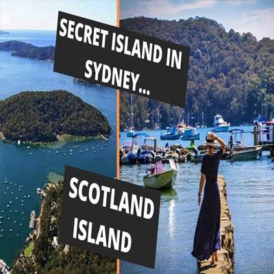 Scotland Island Sydney NSW